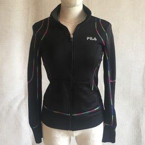 Fila Sport Performance Yoga Running Track Jacket
